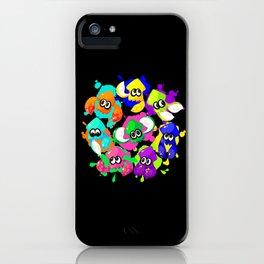 Splatoon - Inkling Squad iPhone Case