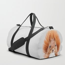 Squirrel 2 - Colorful Duffle Bag