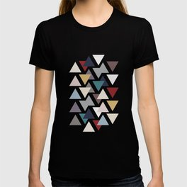 Scatter triangles T-shirt