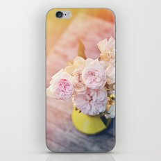 The Last Days of Spring - Old Roses II iPhone & iPod Skin