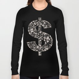 Medicine dollar Long Sleeve T-shirt