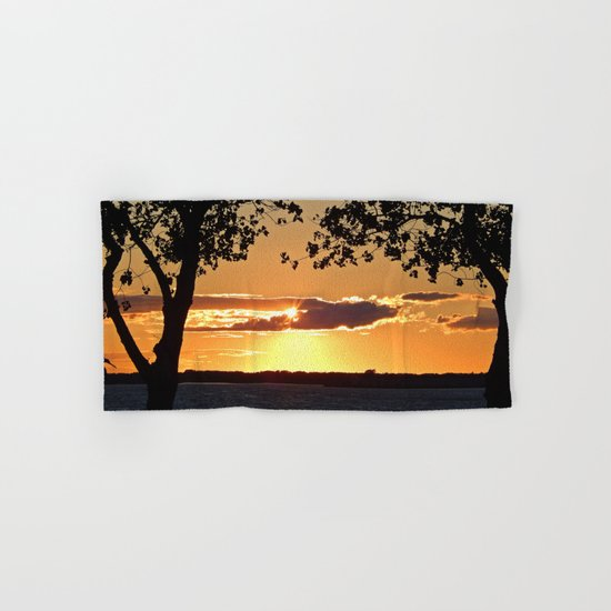 Sunset on Summerside Hand & Bath Towel