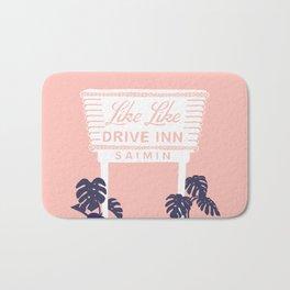 Hawaii Signage Series 1 – Like Like Drive-Inn Bath Mat