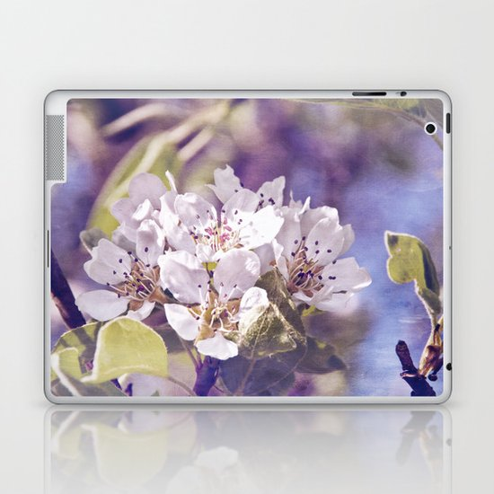 APPLE BLOSSOM Laptop & iPad Skin