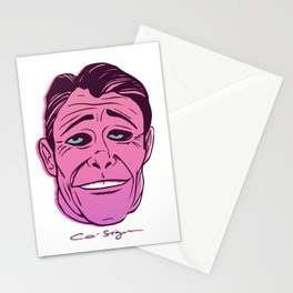 POINT BREAK SERIES - The Ex Presidents Stationery Cards