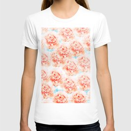 Abstract floral pattern 5 T-shirt