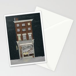 Eleanor's Coffee Shop Stationery Cards