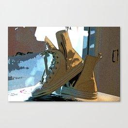 Demuelemeester Tennies Canvas Print