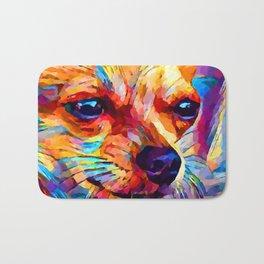 Chihuahua 2 Bath Mat