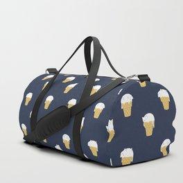 Cats Ice Cream Duffle Bag