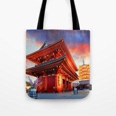 Chinese VI Tote Bag