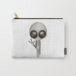 Funny big eyes E.T. Carry-All Pouch