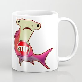 Hammerhead Time Coffee Mug