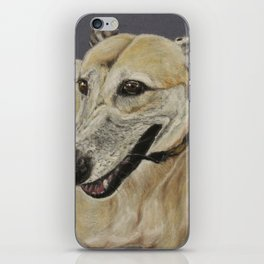 Greyhound iPhone Skin