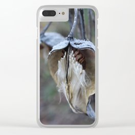 Woodslife Clear iPhone Case