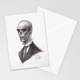 Portrait of a Ghost Stationery Cards