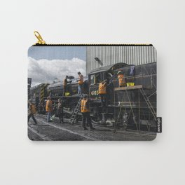 Many Hands make light work Carry-All Pouch