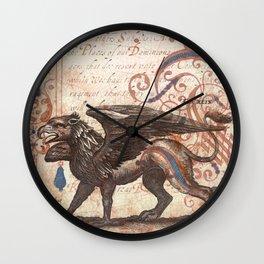 Dominions Wall Clock