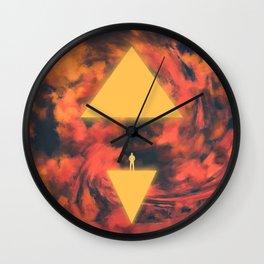 Deep Magic Wall Clock
