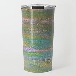 Pastel Bumps Travel Mug