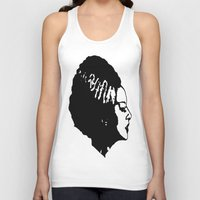 bride Tank Tops featuring Bride by Abstractink82