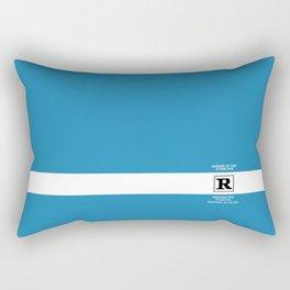 Rated R Rectangular Pillow