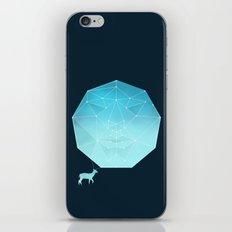 Deer god iPhone & iPod Skin
