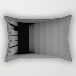 3D Z-DEPTH Rectangular Pillow