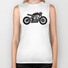 Cafe Racer - HANDSOME DEVIL'S CLUB (1/3) Biker Tank