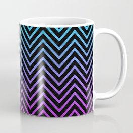 Rainbow Zigzag Coffee Mug