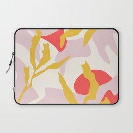Summer seaweed in rosé Laptop Sleeve