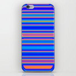 Vividly iPhone Skin