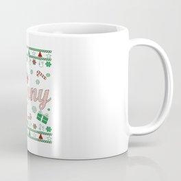Nanny Christmas Coffee Mug