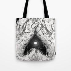 Cosmic Heart Beat 'Mono Dual'   Tote Bag