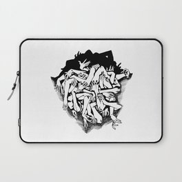 Nervous Laptop Sleeve