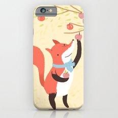 Fox apple picking Slim Case iPhone 6s