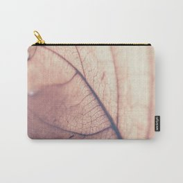 Hazy Leaf Carry-All Pouch