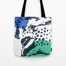 sketch #2-bluegreen Tote Bag