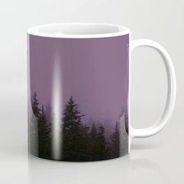 Alaska Fog 0388, EggPlant Coffee Mug