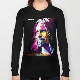 Th Smile Myles Kennedy Long Sleeve T-shirt