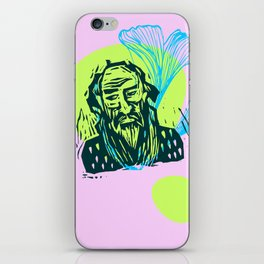 Mr. Dostoevsky iPhone Skin