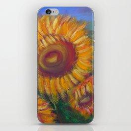 Vesper Sunflowers iPhone Skin