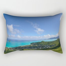 Lanikai Rectangular Pillow