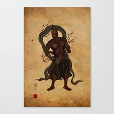 Darth Um Canvas Print