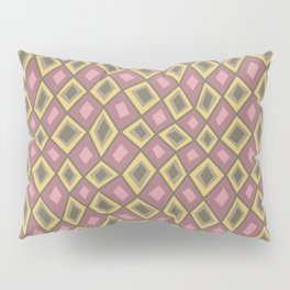 Diamonds are Forever-Earthy Colors Pillow Sham
