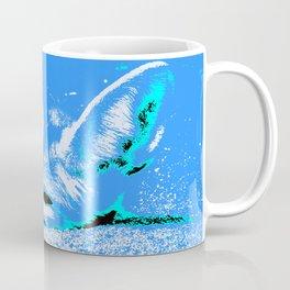 Pop Art Fennec Fox Coffee Mug