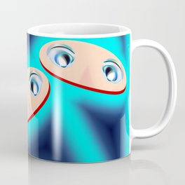 1407 Observer from the future ... Coffee Mug
