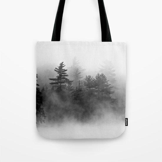 shrouded Tote Bag