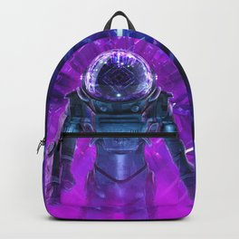 Entering The Unknown Backpack