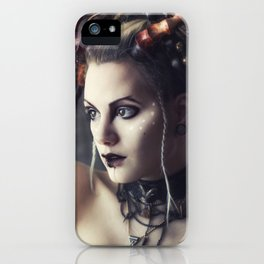 Woodland spirit iPhone Case